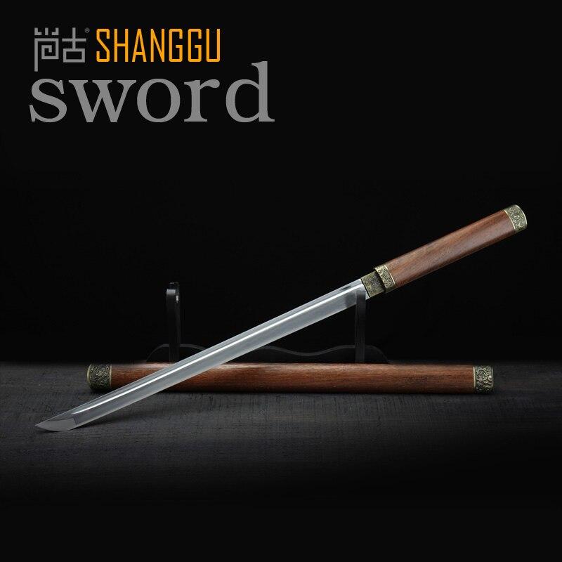 Samuray Qılıncı ilə yüklənmiş 20 düymlük Peony Naxış Tunc, - Ev dekoru - Fotoqrafiya 6