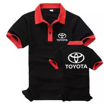 Toyota Shirt Fashion Unisex Product Car Short Sleeves T