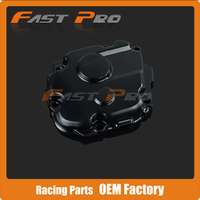 Motorcycle Engine Motor Stator Crankcase Cover For KAWASAKI ZX10R ZX10 ZX1000J ZX1000 2011 2012 2013