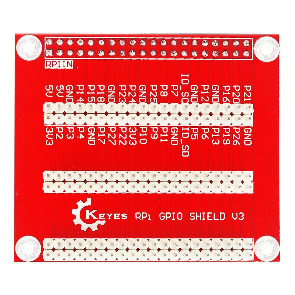 Keyes GPIO extended V3 board for font b Raspberry b font font b Pi b font