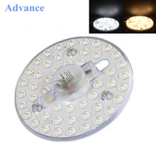 12W 18W 24W 36W LED Panel Downlight  5730SMD surface mounted LED luminares Warm White Nature White Pure White Lamp AC165-265V