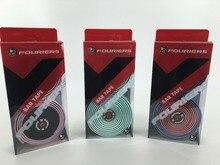 1 set Fouriers Road Bike Handlebar Tape Belt Bicycle Cycling Handle Cork Waterproof Handlebar Tape Wrap
