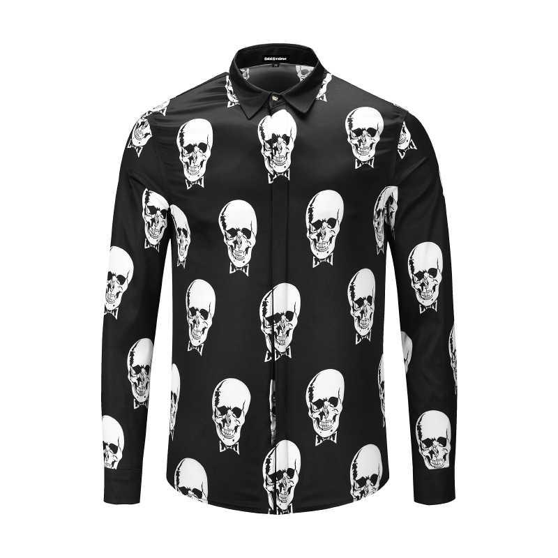 Seestern marca ropa nueva moda de los hombres impreso hip-hop grúas moda  europea americana 6fcd09a7a01