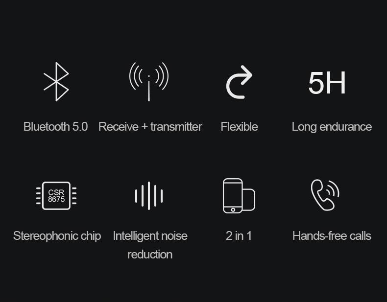Bluetooth receiver 3