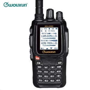 Image 1 - WOUXUN KG 8D plus Two Way Radio Digital Dual Band Transceiver 999 Memory Channels UHF/VHF Ham Walkie Talkie Color Screen radio