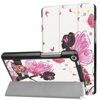 Cover Case For Huawei MediaPad T3 7 0 BG2 W09 Smart Cover Stand Funda Tablet For