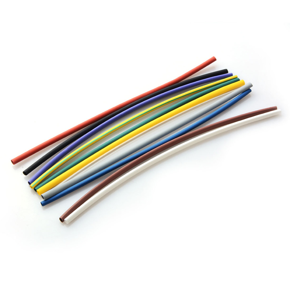 55pcs Set Heat Shrink Tubing Insulation Shrinkable Tube Assortment Wiring Wrap Electronic Polyolefin Ratio 21 Wire Cable Sleeve Kit In Sleeves From Home