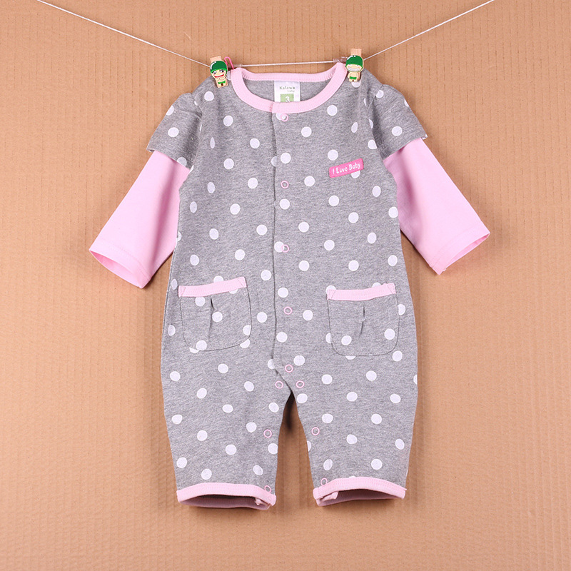 【2016 autumn Baby • Rompers Rompers Cotton Newborn