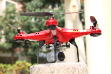 Wide Angle HD Camera Mini RC Helicopters