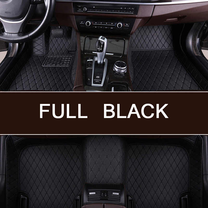 Fit For Subaru XV Outback Impreza Legacy Forester Tribeca Car Floor Mats