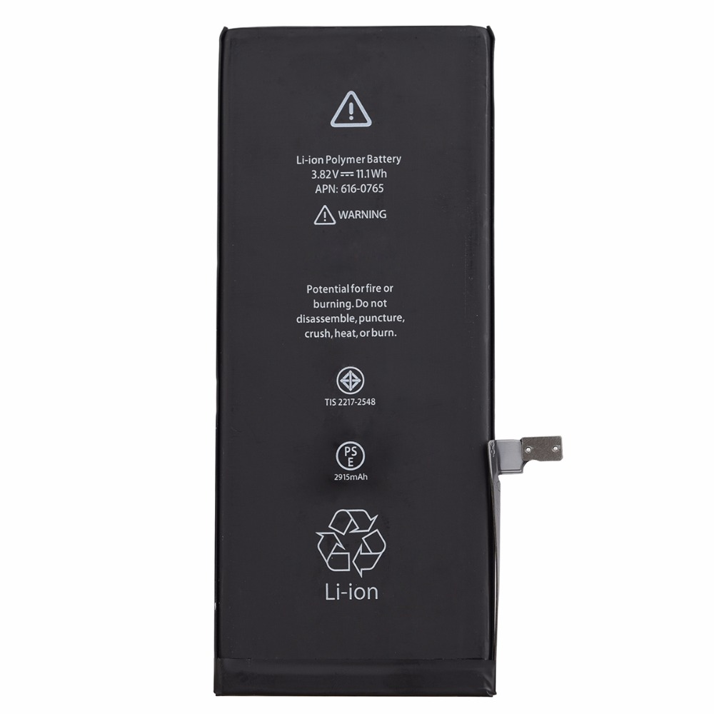 Replacement Lithium-Battery Mobile-Phone 6-Plus For 2915mah/built-In