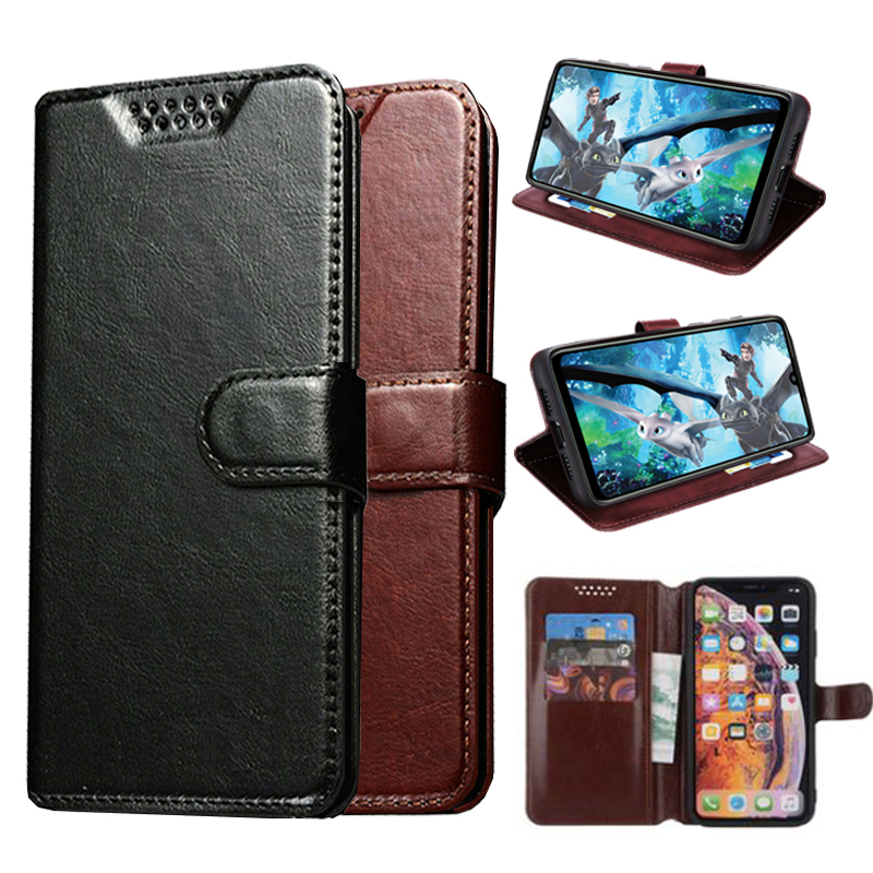 Coque Flip Case for <font><b>Samsung</b></font> <font><b>Galaxy</b></font> Ace 3 <font><b>Ace3</b></font> S7270 GT-<font><b>S7272</b></font> S7275 Leather Wallet Phone Case Skin Cover image