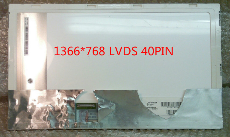 For LG PHILIPS LP140WH4-TLP1 14 LAPTOP matrix SCREEN Panel LP140WH4 TLP1 grade a lp140wh4 tl c1 new 14 0 glossy led lcd hd laptop screen lp140wh4 tlc1