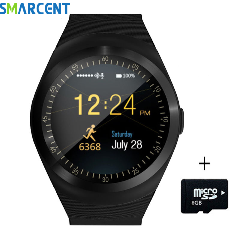2017 usable dispositivos smarcent pw05 smart watch inteligente android bluetooth