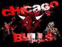 Chicago Bulls Flag 3×5 FT 150X90 CM Flag Banner 100D Polyester NBA 108, free shipping 1231 NBA FLAG