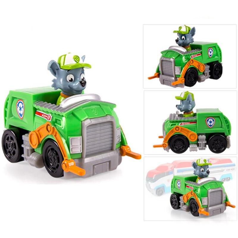Paw patrol dog Canine Puppy Patrol Dogs car Anime Action Figures vehicle Toy Patrulla Canina Juguetes toys For Child Gift canine patrol dog toys russian anime doll action figures car patrol puppy toy patrulla canina juguetes gift for child