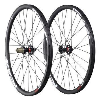 27,5 ER, ruedas de Enduro para bicicleta de montaña, ruedas de carbono para bicicleta de montaña, juego de ruedas de bicicleta