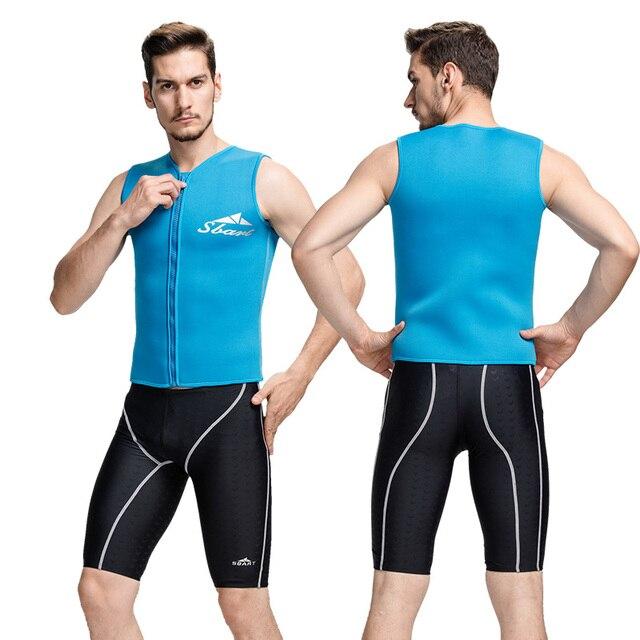 32ac46251d5 Sbart neoprene 3mm wetsuit triathlon suits spearfishing surf two piece  diving suit rash guard wet suit