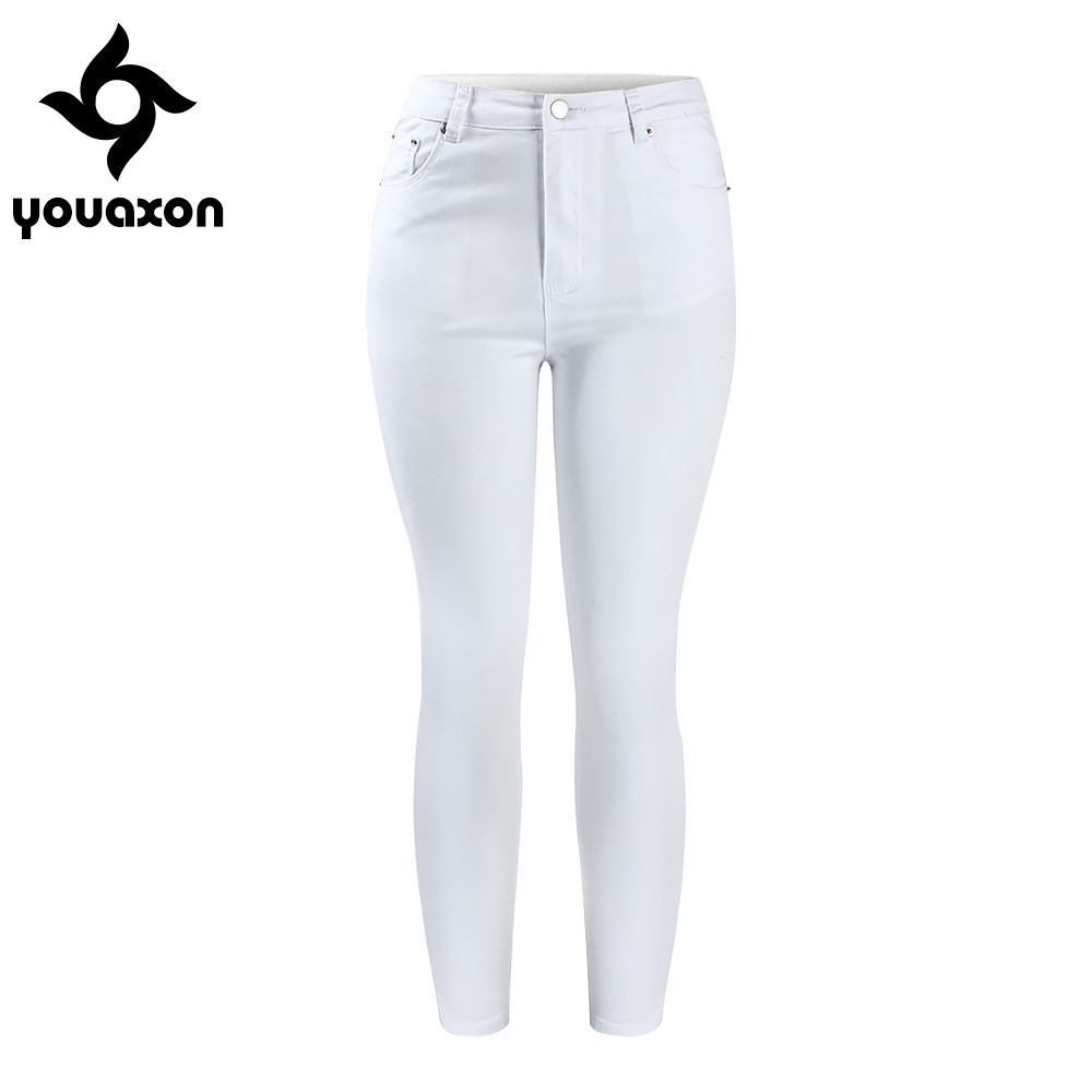 Online Get Cheap Womens White Ankle Jeans -Aliexpress.com ...