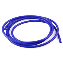 1Meter 3mm/4mm/6mm/8mm Car vacuum silicone hose Black/Yellow/Blue/Red tube pipe