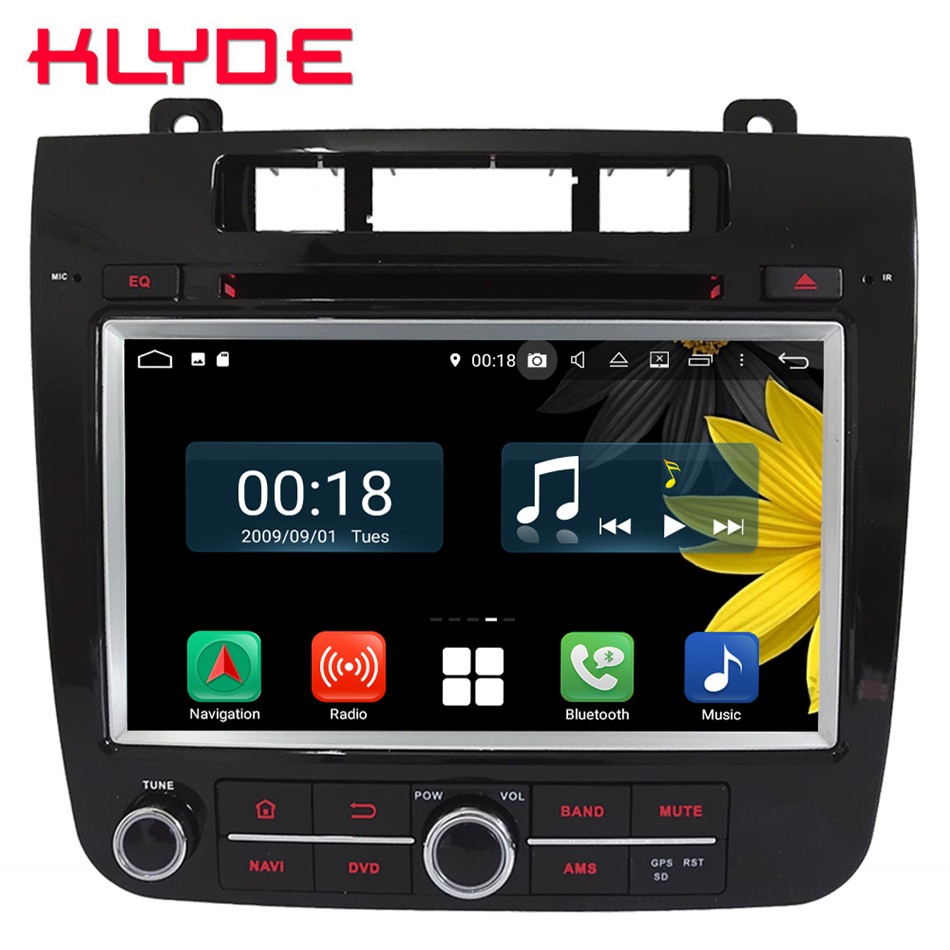8 Octa Core 4G Android 8 1 4GB RAM 64GB ROM RDS Car DVD Player Radio