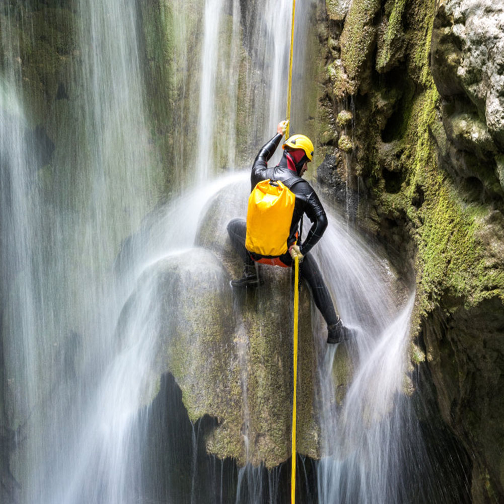 de Alta Resistência Cabo de Segurança Camping Caminhadas Escalada Acessório