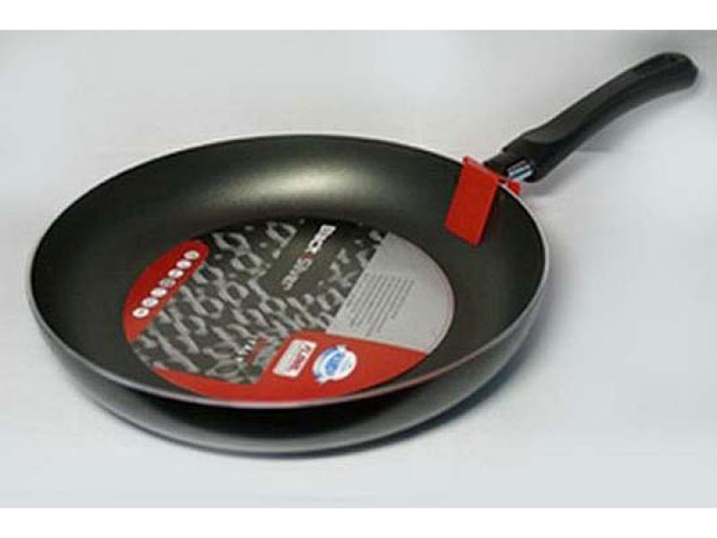 Frying Pan FLONAL, Black & Silver, 18 Cm