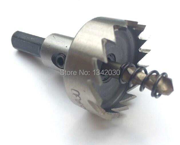Free shipping High quality bi-metal hole saw wood metal hole reamer 15-40 wood working tools  цены