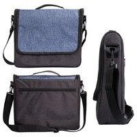 DOITOP Portable Carrying Case Travel Handbag Messenger Bag For Nintend Switch Multiple Pockets Shoulder Bags For