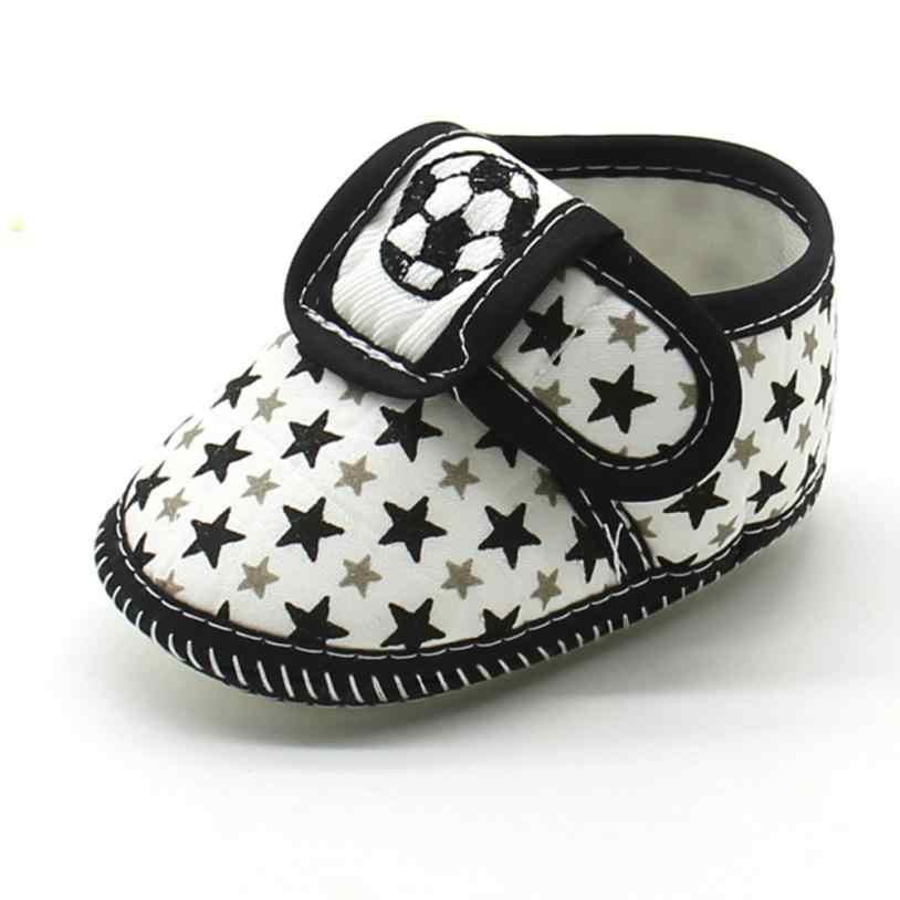 fc5fca376f4 Newborn Infant Baby Star Girls Boys Soft Sole Prewalker Warm Ca 100% brand  new and