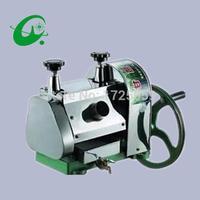 Mão de aço inoxidável máquina de sumos  máquina extrator de gengibre Mão espremedor espremedor de cana de açúcar