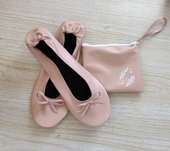 Rose Pliable Sac Nu Et Livraison Chaussures Cadeau Avec Gratuite nUqHqO