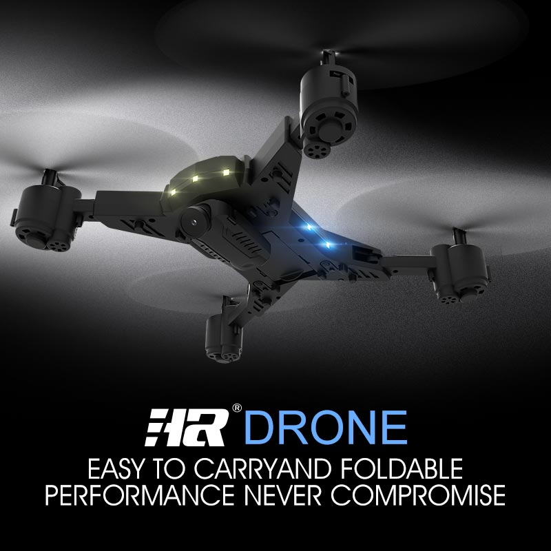 Image 5 - Folding four axle aircraft long lived high definition drone long time real time aerial remote control aircraft-in RC Helicopters from Toys & Hobbies