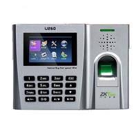 Tcp/ip 125 кГц rfid карты и Фингерпринта Системы ZK U260 сотрудника терминал посещаемости с EM карты и отпечатков пальцев
