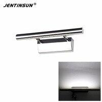 מנורת קיר 3 W מתכת אור קיר מראה LED חדר אמבטיה בבית