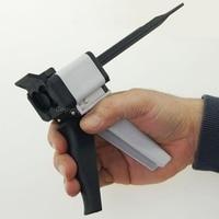 Multi Purpose Dental Impression Mixing Dispensing AB Glue Caulking Gun 50