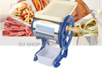 Household commercial manual pig meat slicer Grinder Cutter hand cranked beef lamp grinding Chopper machine meatloaf mincer