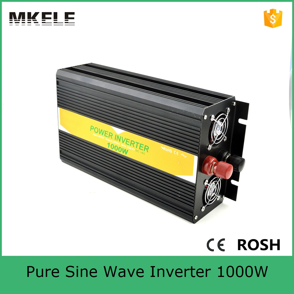 MKP1000-242B high level pure sine wave inverter 1000w 220v single output portable inverter 1000w with 24vdc input full power pure sine wave 300watt inverter south africa output single type