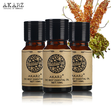 Musk Sandalwood Vanilla essential oil sets AKARZ Famous brand For Aromatherapy Massage Spa Bath skin face care 10ml*3