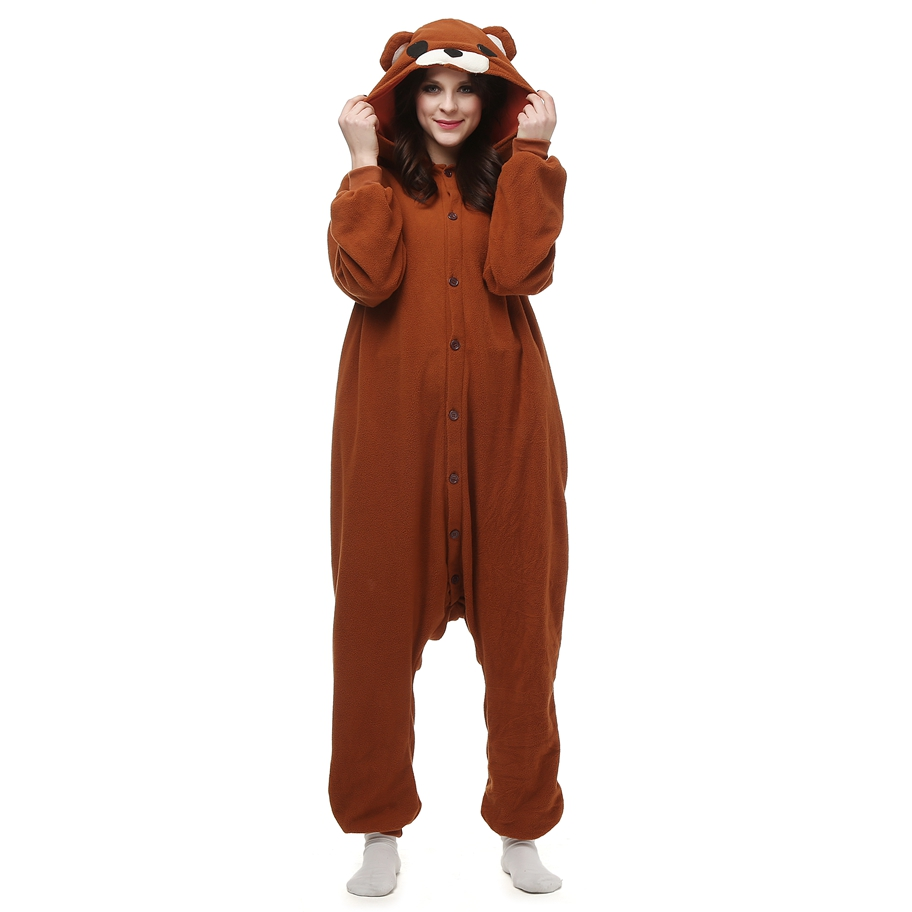 Kigurumi-Polar-Fleece-Brown-Bear-Costume-Cartoon-Onesie-Pajama-Halloween-Carnival-Masquerade-Party-Jumpsuit-Clothing (1)