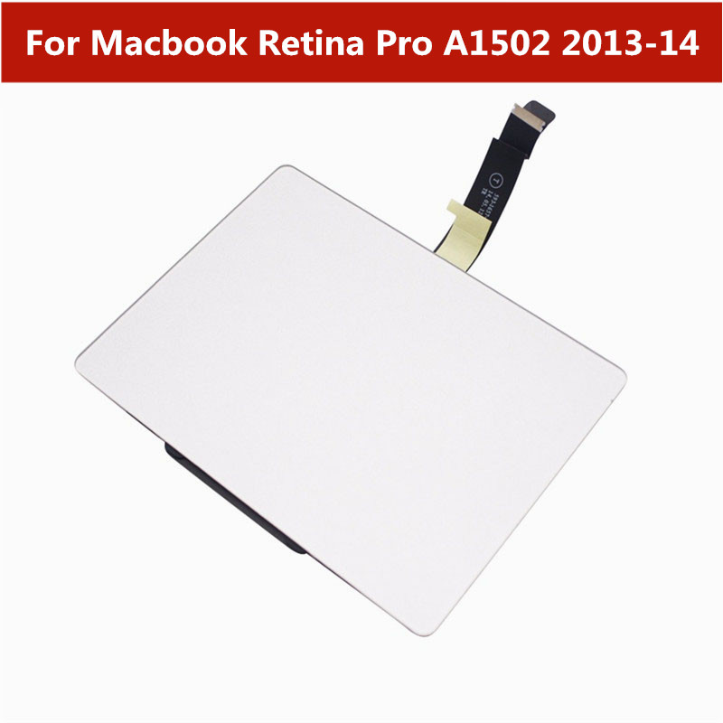 Trackpad Touchpad Touch Panel with Cable Replacement Parts For Macbook Retina Pro 13 A1502 2013 2014 Laptop Touch pad