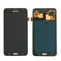 For Samsung Galaxy J7 2015 J700 J700F J700H J700M LCD Display Touch Screen Digitizer Assembly Can