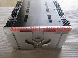 XA160.5 Big Aluminum Chassis PASS Class A Power Amplifier Enclosure DIY Case Hi-End Box