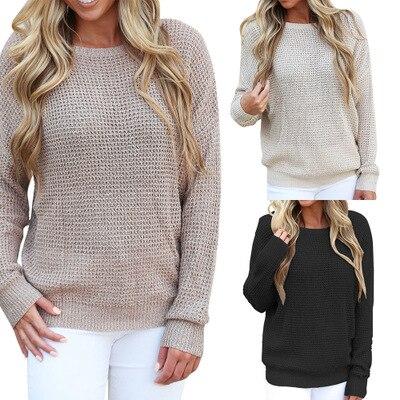 Sexy plus size sweaters
