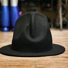 Абсолютно Новая модная женская и мужская шерстяная фетровая горная шляпа Фарелл Вильямс Вествуд Стиль Знаменитостей Новинка шляпа в стиле Буффало