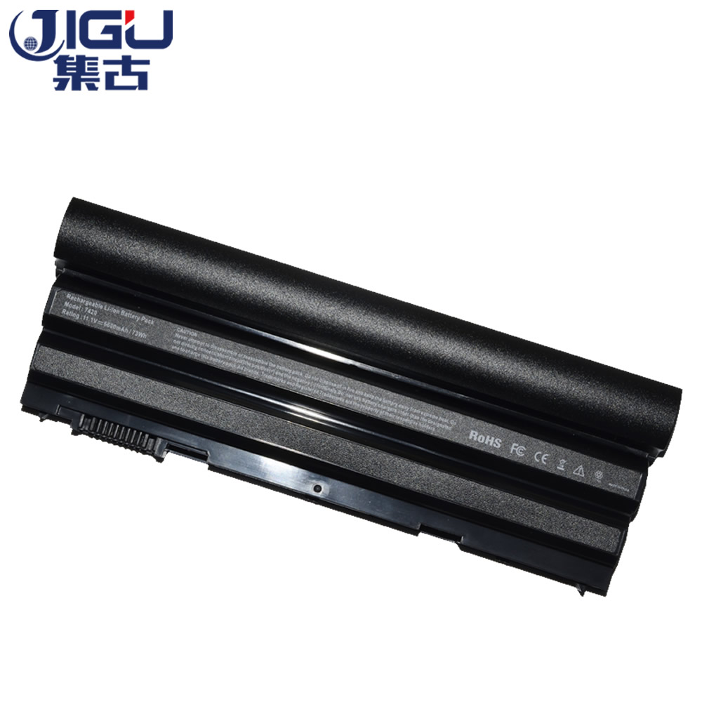 JIGU Laptop Battery YKF0M PRRRF 911MD 8P3YX 8858X HCJWT For Dell For Latitude <font><b>E5420</b></font> E6420 E6520 For Inspiron 7420 4520 N4520 image