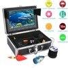GAMWATER 9 Inch HD 1000tvl Underwater Fishing Video Camera Kit LED Infrared Lamp Lights Video Fish
