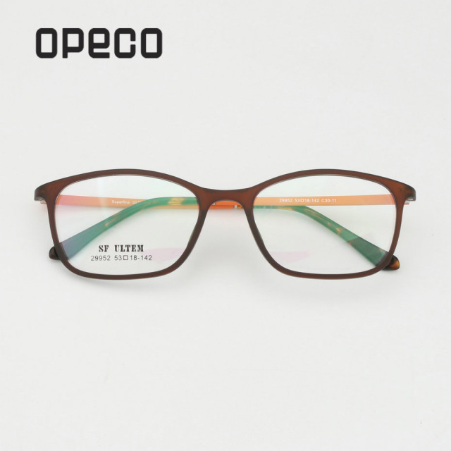 a6c4c7f37907c Opeco oculos new arrived popular women s myopia glasses TR90 eyeglasses  frame eyewear prescription able recipe spectacles  29952