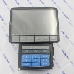 PC200-8 PC220-8 Painel de Visualização Do Monitor 7835-31-1008 7835-31-1012 para Komatsu Escavadeira  1 ano de garantia