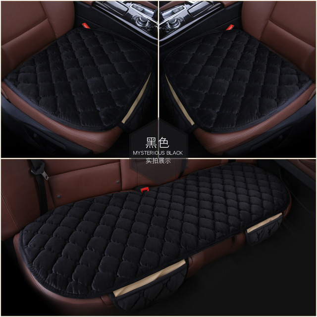 Car Seat Cover Protector Mat Auto Rear Seat New Type Cushion Back...
